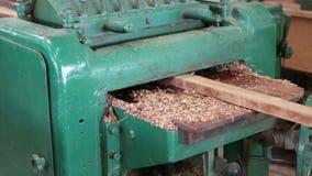 Trwała drewniana gęstości strugarki maszyna zbiory
