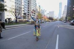 Trwanie skała protest w Toronto Zdjęcie Royalty Free