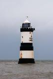 Trwyn Du Latarnia morska Obraz Royalty Free