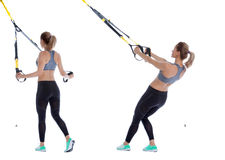TRX L deltoid fly Royalty Free Stock Photography
