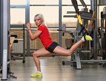 TRX training Royalty Free Stock Images