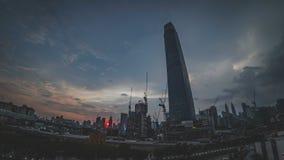 TRX Tun Razak Exchange oder Turm des Austausches 106 stockfotos