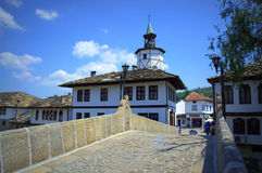 Tryavna bridge ,Bulgaria Royalty Free Stock Images