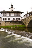 Tryavna the bridge of sighes Royalty Free Stock Photography