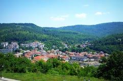 Tryavna town scenic view,Bulgaria Royalty Free Stock Image