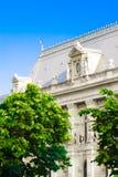 trybunał sprawiedliwości w bukareszcie wysoka Obrazy Stock