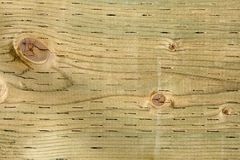 tryck behandlat trä arkivfoto