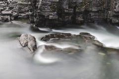 tryckning av vatten arkivfoto