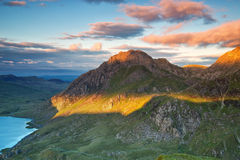 Tryfan Royalty Free Stock Image