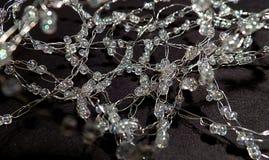 Trykotowa łańcuszkowa biżuteria Beading twój swój biżuterię Zdjęcia Stock