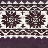 trykotowi tkanina pulowery Obrazy Royalty Free