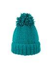Trykotowy kapeluszowy handmade Fotografia Stock