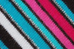 trykotowy tkanina materiał Obrazy Stock