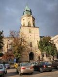 Trynitarska Tower, Lublin, Poland Royalty Free Stock Photo