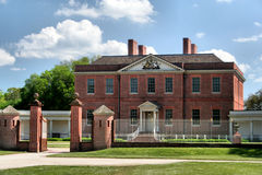 Tryon Palace. In New Bern, North Carolina Royalty Free Stock Photography