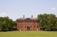 Tryon-Palast in neuem Bern, North Carolina lizenzfreies stockbild