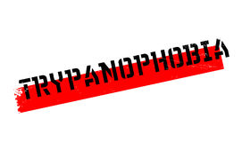Trypanophobia fear Of Needles rubber stamp. Grunge design with dust scratches. Effects can be easily removed for a clean, crisp look. Color is easily changed royalty free illustration