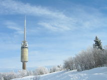 Tryvannstårnet Royalty Free Stock Images