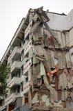 trzęsienie ziemi Zdjęcia Royalty Free