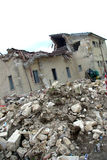 trzęsienie ziemi Italy Obrazy Stock