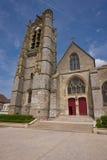 trzeźwy kościół wejście Obrazy Royalty Free