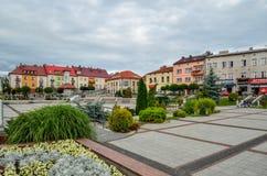 Trzebinia Town in Poland. Stock Photography