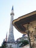 Trzeci Ahmet fontanna Zdjęcia Royalty Free