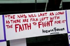 Trzeci Młodzieżowe lekarki Strajkowe Zdjęcie Stock