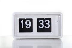 Trzepnięcie zegar Fotografia Royalty Free
