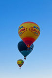 trzy balony Obraz Royalty Free