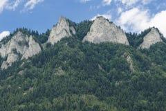 Trzy Korony Stock Image