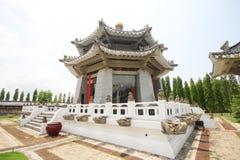 Trzy królestwa Parkują, Pattaya Tajlandia zdjęcia royalty free