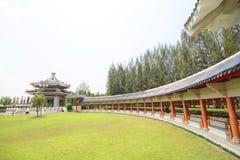 Trzy królestwa Parkują, Pattaya Tajlandia obraz royalty free