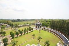 Trzy królestwa Parkują, Pattaya Tajlandia obrazy royalty free