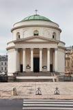 Trzy krzyży kwadrat w Warszawa, Polska Zdjęcie Royalty Free
