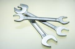 trzy narzędzia Obrazy Stock