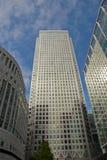 Trzy nowożytny budynek zdjęcia royalty free