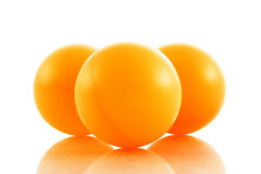 Trzy piłki Zdjęcie Royalty Free