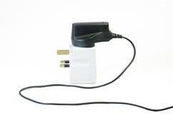 Trzy sposobów elektryczna nasadka zdjęcie stock