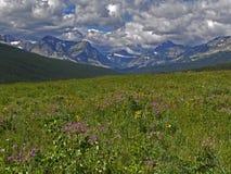 trzy trailhead rejon pass Zdjęcia Royalty Free