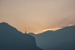 Trzy wąwozu jangcy doliny wąwóz Zdjęcia Royalty Free