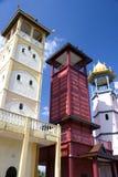 trzy wieże Zdjęcia Royalty Free