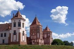 trzy wieże Zdjęcia Stock