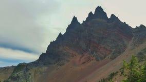 Trzy wskazany palcem dźwigarka w Oregon obraz stock