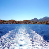 Trzymać na dystans z statkami rybacy 2 Obrazy Stock