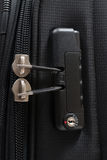 TSA accepted luggage lock Stock Image