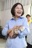 Tsai Ing -ing-wen Stock Afbeelding