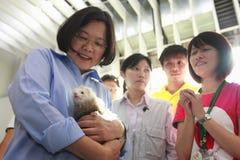 Tsai Ing-wen royalty free stock photography