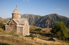 Tsakhats Monaster Kar, Armenia Fotografia Royalty Free