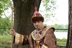 The tsar Royalty Free Stock Image